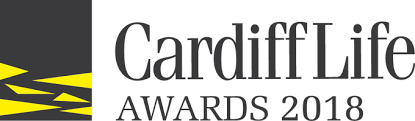 Cardiff Life Awards 2018 : We've made it as a Finalist